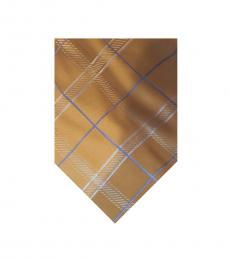 Valentino Garavani Yellow Stripe Classic Tie