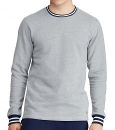 Ralph Lauren Andover Heather Brushed Fleece Shirt