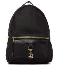 Rebecca Minkoff Black Always On MAB Large Backpack