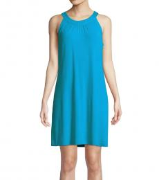 Tommy Bahama Aqua Sheath Dress