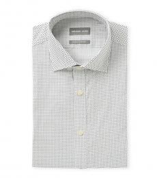 Michael Kors Ash Slim Stretch Dress Shirt