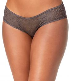 DKNY Grey Hipster Underwear