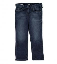 True Religion Little Boys Denim Faded Wash Jeans
