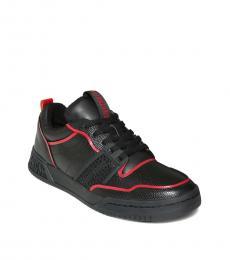 Bikkembergs Black Scoby Low Top Sneakers