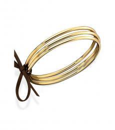 Golden Bangle Bracelet