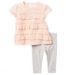 BCBGirls 2 Piece Top/Pants Set (Baby Girls)