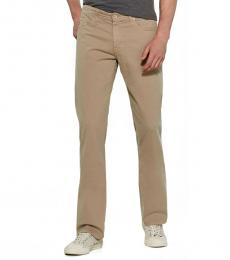 AG Adriano Goldschmied Brown Prot�g� Straight Leg Jeans