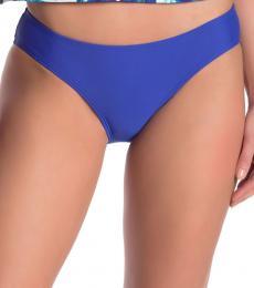 Royal Blue Scoop Bikini Bottoms