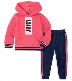 Juicy Couture 2 Piece Hoodie/Pants Set (Baby Girls)
