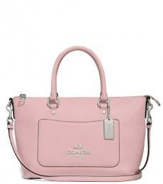 Pink Emma Medium Satchel