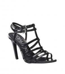 Black Gili Heels
