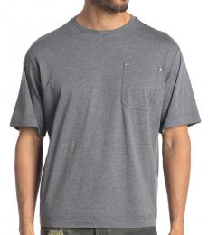 Grey Teoria Tape T-Shirt