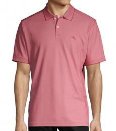 Coral Classic Short-Sleeve Polo