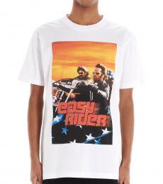 White Easy Rider T-Shirt
