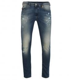 Diesel Blue Slim Fit Jeans