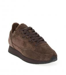 Philippe Model Brown Paradis Sneakers
