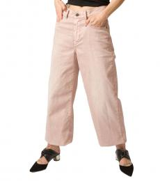 Pink High Rise Jeans