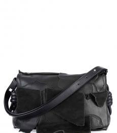 Loewe Black Flamenco Large Shoulder Bag