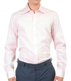Pink Eifel Casual Shirt