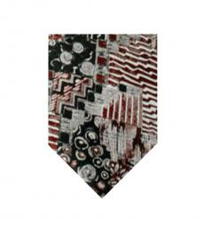 Brown Elegant Tie