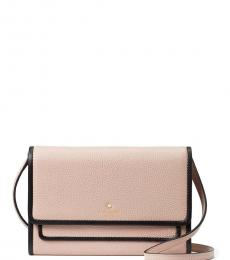 Rose Cloud Ward Place Small Crossbody