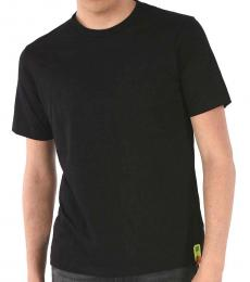 Diesel Black Printed Just Trims T-Shirt
