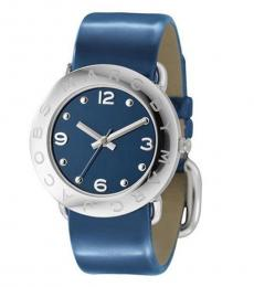 Marc Jacobs Blue Amy Watch