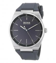 Hugo Boss Grey Magnitude Watch