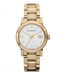 Burberry Gold City Voguish Watch