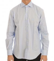 Light Blue Slim Fit Dress Shirt