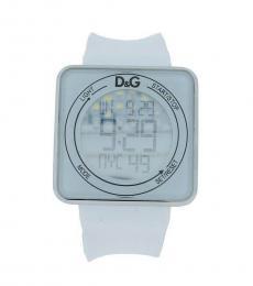 Dolce & Gabbana White Radiant Watch