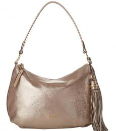 Calvin Klein Mica Holly Dusted Large Hobo