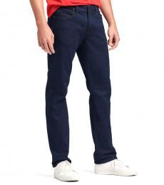 DKNY Dark Indigo Slim-Straight Jeans