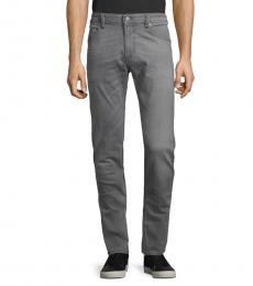 Diesel Grey Thommer Slim-Skinny Fit Jeans