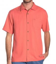 Coral-Royal Original Fit Shirt