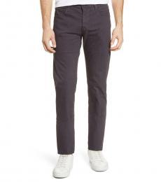 AG Adriano Goldschmied Dark Purple Tellis Slim Fit Jeans