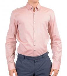 Light Pink Long Sleeves Dress Shirt