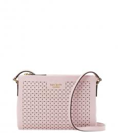 Kate Spade Light Pink Milton Lane Small Crossbody
