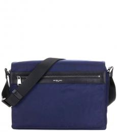 Michael Kors Indigo Kent Large Messenger Bag