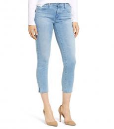 AG Adriano Goldschmied Singularity Prima Crop Skinny Jeans