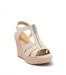 Ivory Berkley Signature Wedges