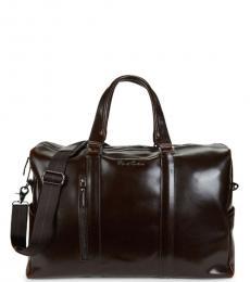 Robert Graham Brown Aegean I Large Duffle Bag