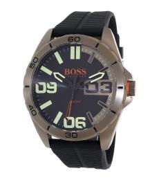 Hugo Boss Black Berlin Logo Watch