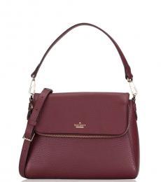 Kate Spade Cherrywood Carter Georgia Large Shoulder Bag