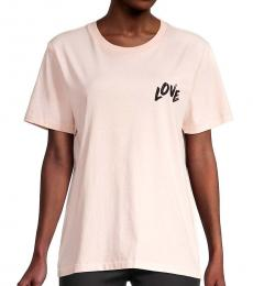Rebecca Minkoff Seashell Pink Westin T-Shirt