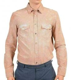 Orange EddaleE Multicolor Shirt