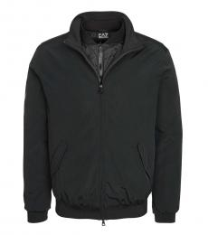 Black Puffer Down Jacket