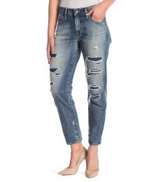 AG Adriano Goldschmied 19 Years Boyfriend Slouchy Slim Jeans
