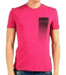 Raspberry Graphic Print T-Shirt