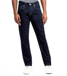 True Religion Indigo Body Rinse Relaxed Slim Jeans